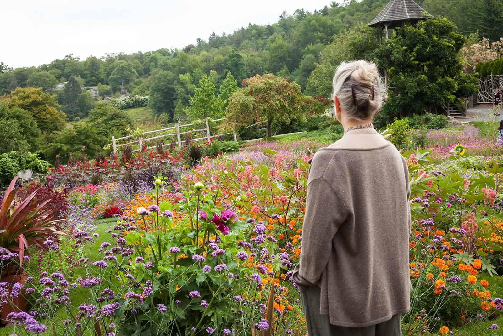 Mohonk Gardens - Hudson Valley Getaway - Upstate New York