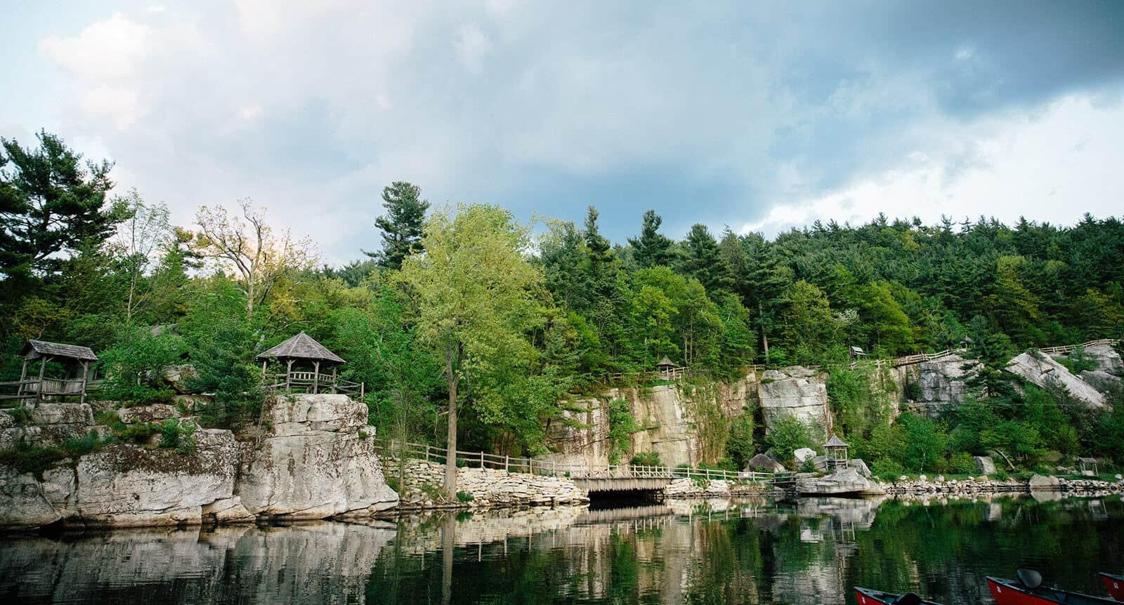 Mohonk Lake - Summer Activities - Hudson Valley Vacation
