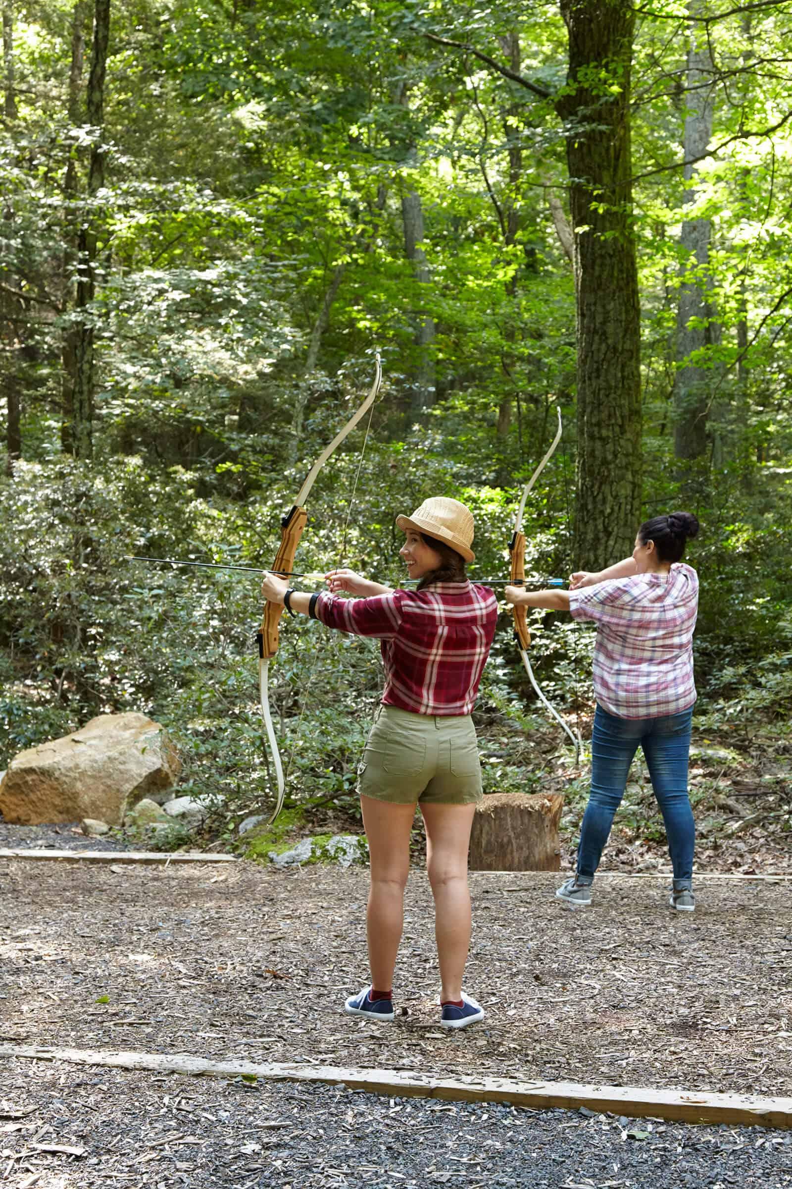 Archery - Mother's Day Getaway - Mohonk