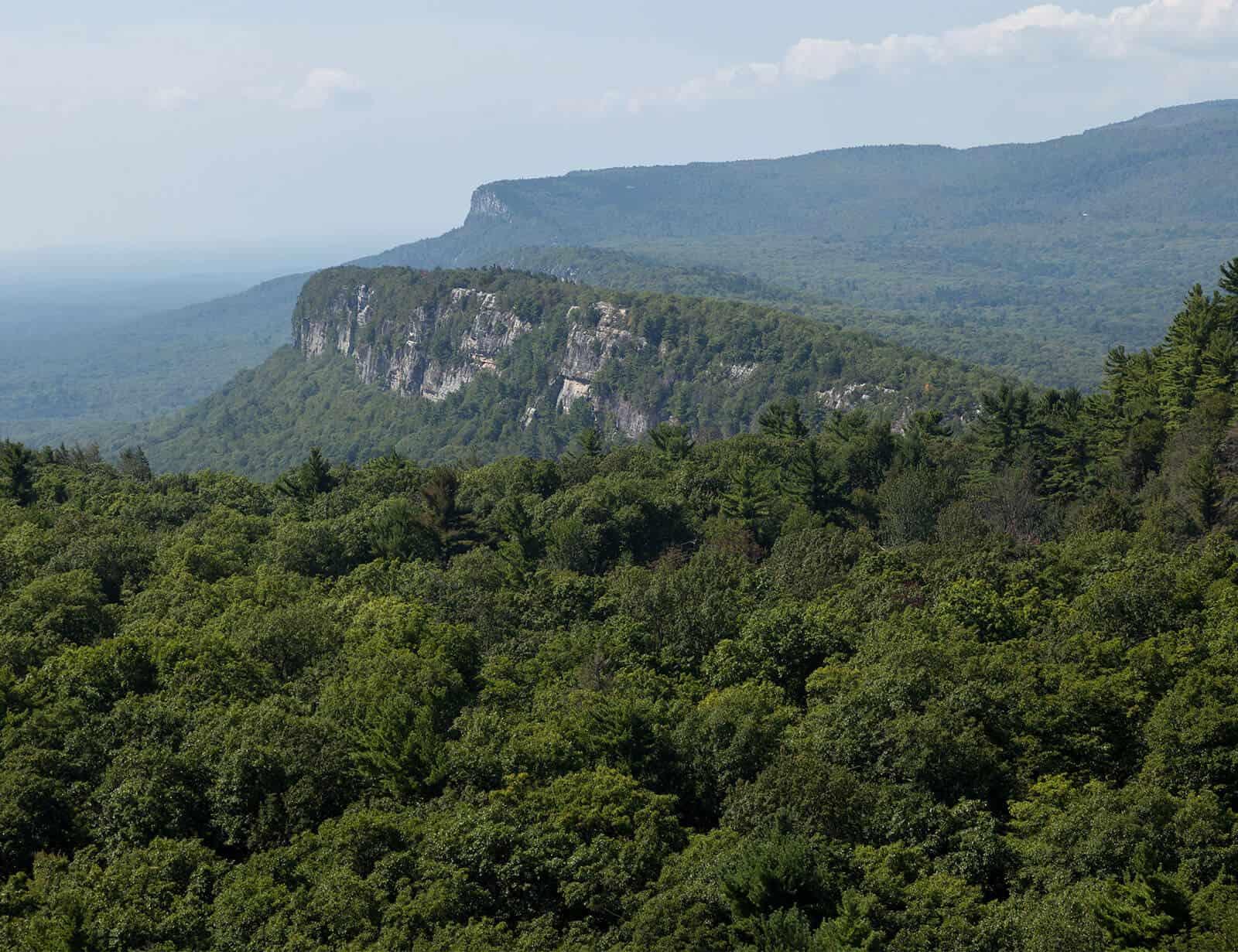 Mohonk Mountain header
