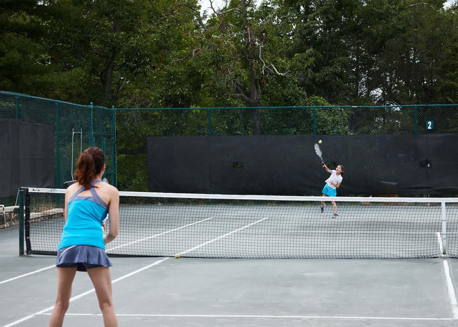 Tennis Outdoor Activities In Hudson Valley Mohonk