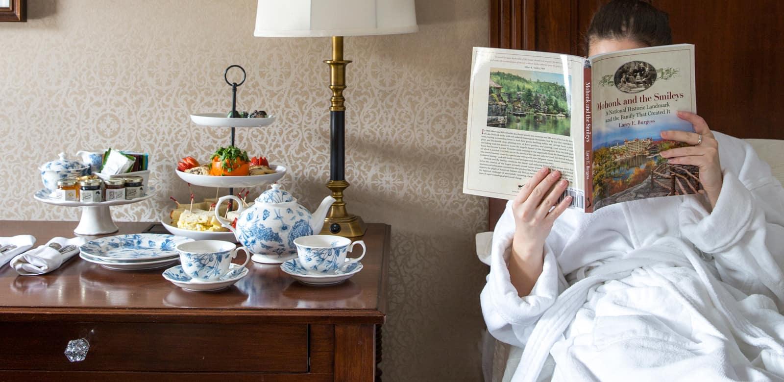 Room Service Victorian High Tea