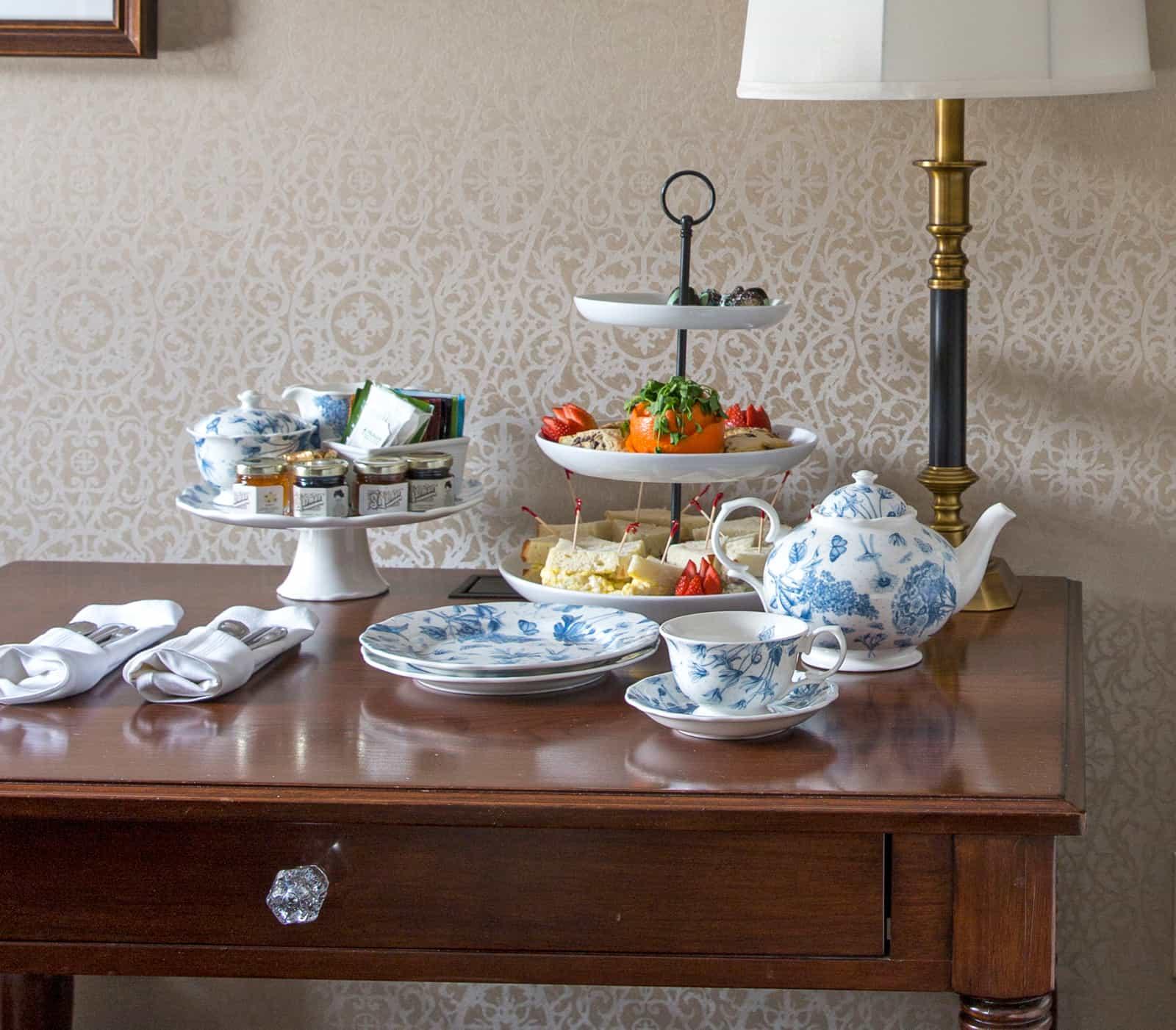 Victorian High Tea